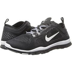 Nike Free 5.0 TR Fit 4 Breathe (Black/Cool Grey/White) Women's Cross Training Shoes