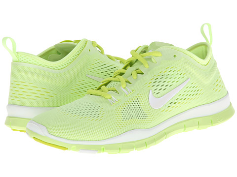 Nike Free 5.0 TR Fit 4 Breathe (Liquid Lime/Venom Green/White) Women's Cross Training Shoes