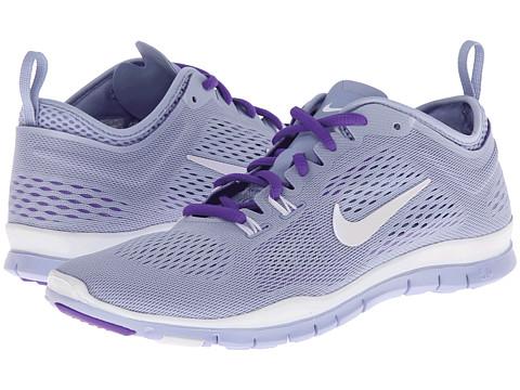 Nike Free 5.0 TR Fit 4 Breathe (Purple Fade/Purple Venom/White) Women's Cross Training Shoes