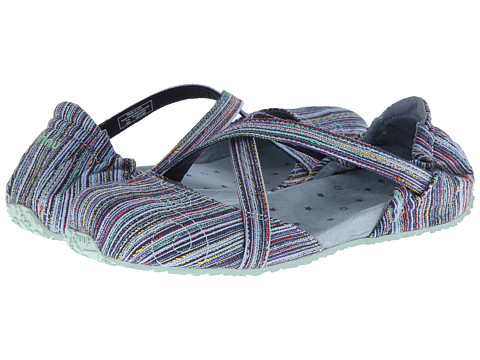 Ahnu - Karma Textile (Mood Indigo) Women's Shoes