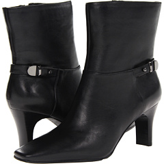 Bandolino Embellisa (Black Leather) Footwear