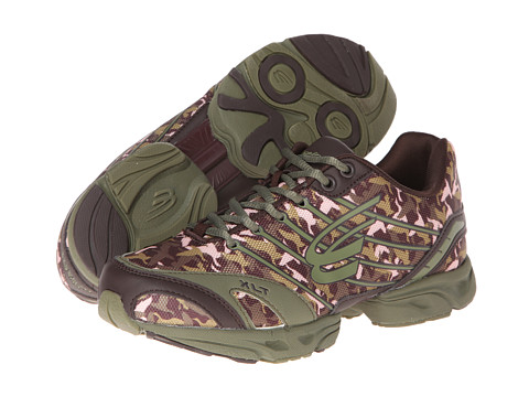 Spira - Duck Dynasty XLT (Olive Green/ Brown) Men's Running Shoes