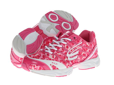 Spira - Duck Dynasty XLT (Pink/White) Women's Running Shoes
