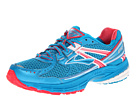 Brooks - Adrenaline GTS 13 (Atomic Blue/Diva Pink/White) - Footwear