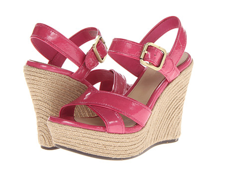 UGG - Jackilyn (Princess Pink Patent) Women's Wedge Shoes