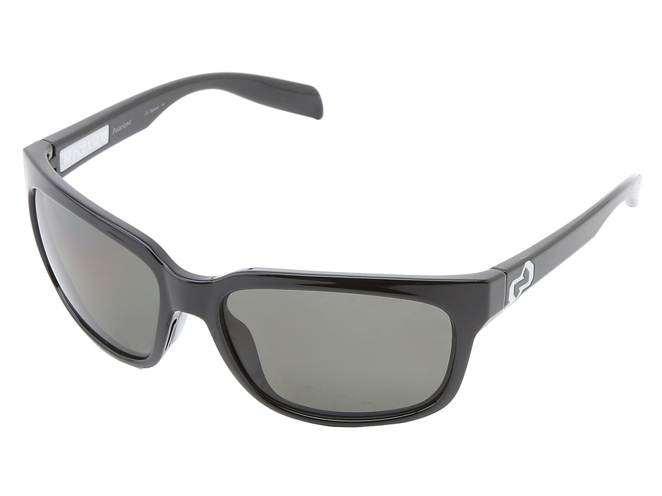 Native Eyewear - Roan (Iron Gray) Sport Sunglasses
