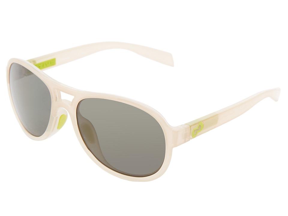 Native Eyewear - Chilkat (Blonde Fade Gray) Sport Sunglasses