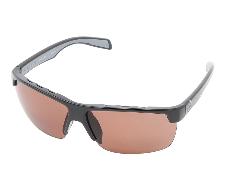 Native Eyewear - Linville (Iron Copper) Sport Sunglasses