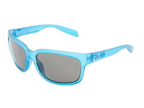 Native Eyewear - Roan (Cobalt Frost Gray) Sport Sunglasses