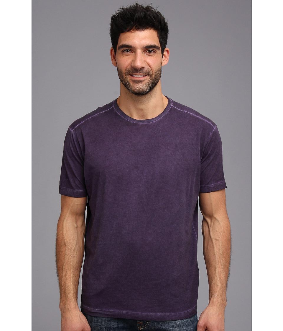 Agave Denim - B. Riedel S/S Crew (Purple Pennant) Men