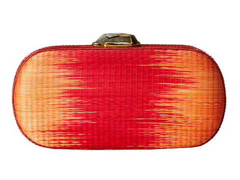 Rafe New York - Mary Alice Small Clutch (Red) Clutch Handbags