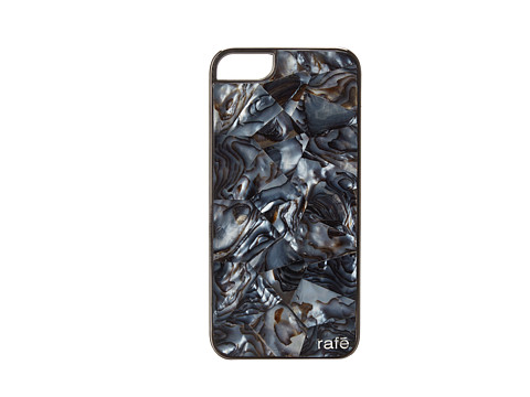 Rafe New York - Shell Phone case (Black Agate) Cell Phone Case