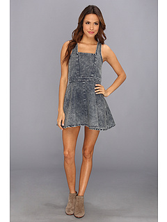 SALE! $36.99 - Save $42 on MINKPINK Funday Sunday Dress (Denim) Apparel - 53.18% OFF $79.00