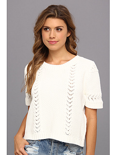 SALE! $36.99 - Save $42 on MINKPINK Mountains Of Moon Knit (White) Apparel - 53.18% OFF $79.00
