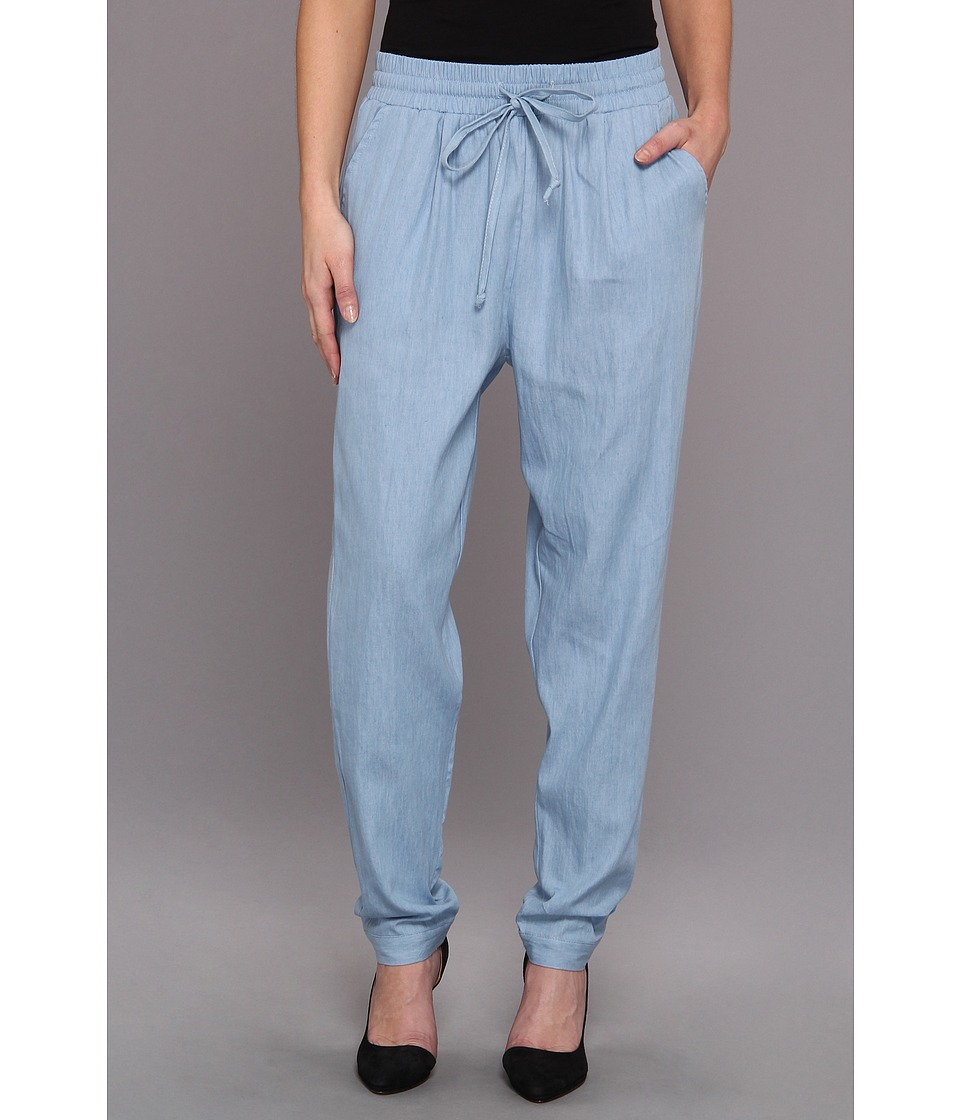 MINKPINK - My Best Friend Joggers (Chambray 2) Women's Casual Pants