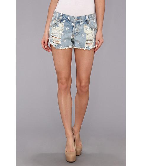 MINKPINK - Sweet Daisey Short (Denim) Women's Shorts