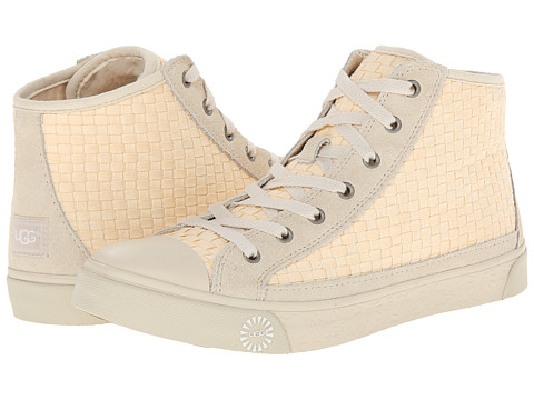 UGG - Cayha Woven (Cream Denim) Women