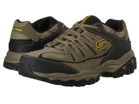 Skechers Afterburn M Fit Training Shoes Pebble Black