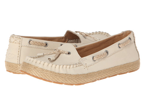 UGG - Chivon (Blank Canvas Nubuck) Women's Flat Shoes