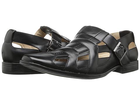 Stacy Adams - Madigan (Black) Men's Shoes