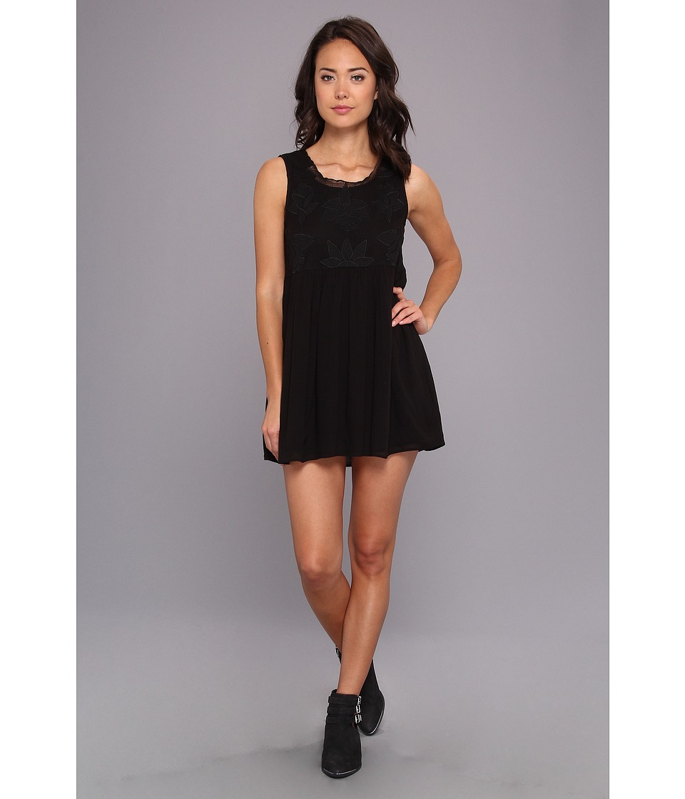 MINKPINK - My Dream Dress (Black) Women's Dress