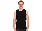Versace Logo Neon Tank (Black) Men's Sleeveless