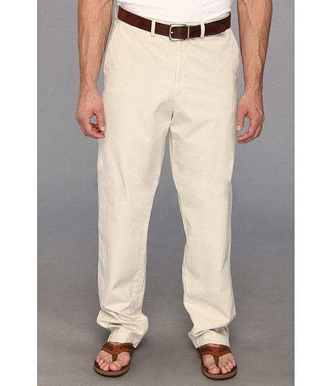 Tommy Bahama Big & Tall - Big Tall Del Chino Pant (Khaki Sands) Men
