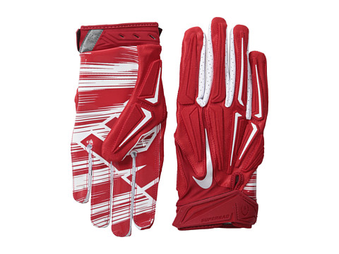 Nike - Superbad 3.0 (University Red/Gym Red/White) Lifting Gloves
