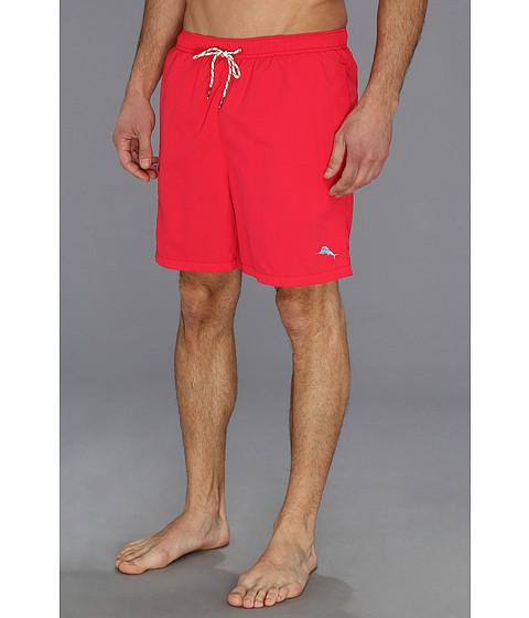 Tommy Bahama - The Naples Happy Go Cargo 6 Swim Trunks (Firecracker) Men's Swimwear