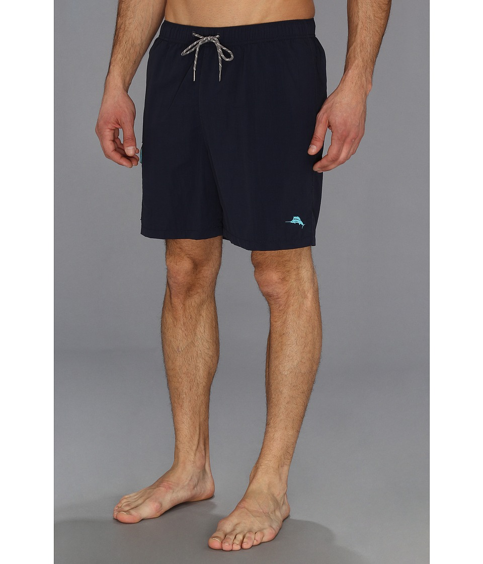 Tommy Bahama - The Naples Happy Go Cargo 6 Swim Trunks (Blue Note) Men's Swimwear