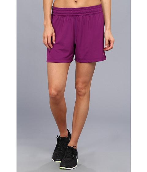 Nike - Nike 5 Fly Knit Short (Bright Grape/Geranium) Women