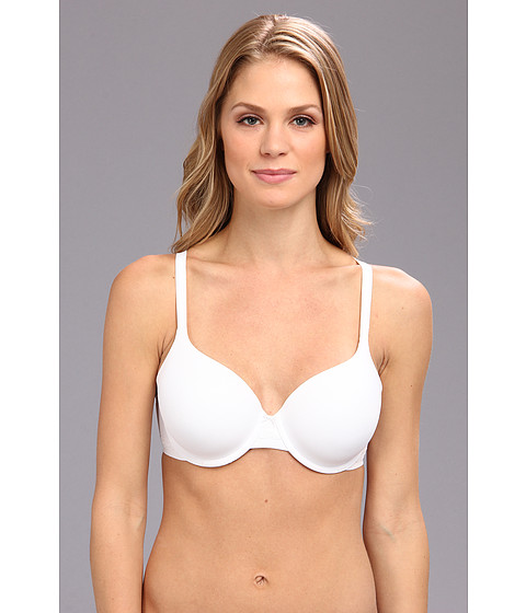 Warner's - Your Bra Lace Underwire Contour (White) Women's Bra