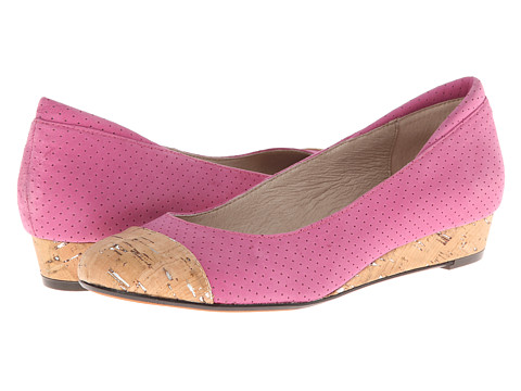 Donald J Pliner - Julie (Fuchsia) Women's Wedge Shoes