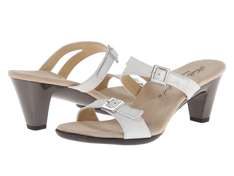 Helle Comfort - Engla (Beige/Iridescent) High Heels