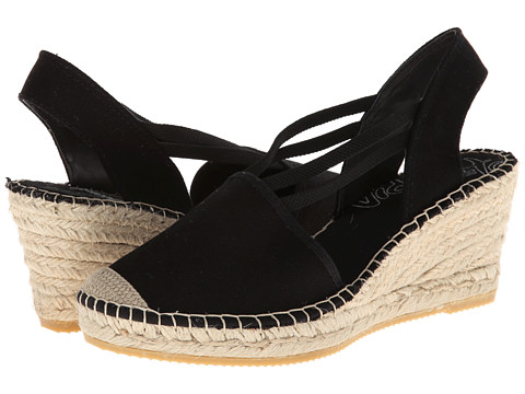 Vidorreta - Terra (Pique Negro) Women's Wedge Shoes