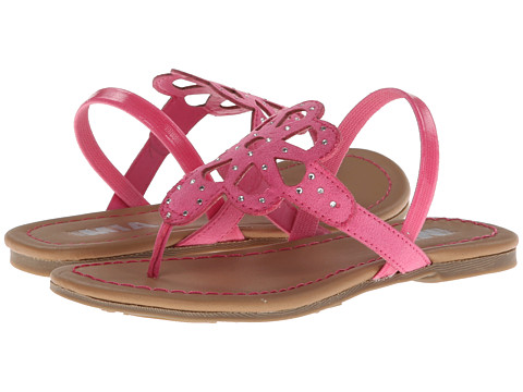Mia Kids - Mini Tosha (Toddler) (Orchid Pink Nova Suede) Girl's Shoes