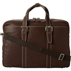 SALE! $249.99 - Save $198 on Cole Haan Zip Top Brief Trovato (T Moro) Bags and Luggage - 44.20% OFF $448.00