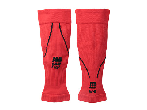 CEP - Progressive + Calf Sleeves 2.0 (Red) Running Sports Equipment
