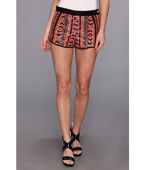 MINKPINK - Get Rhythm Short (Multi) Women's Shorts