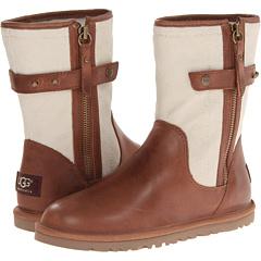 UGG Rosalie (Chestnut Leather) Footwear