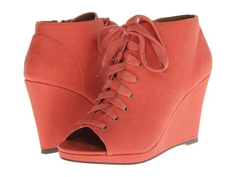 Michael Antonio - Alaric (Coral) Women's Wedge Shoes