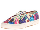 Superga 2750 FANTASY COTU (Hawaiian Floral White)