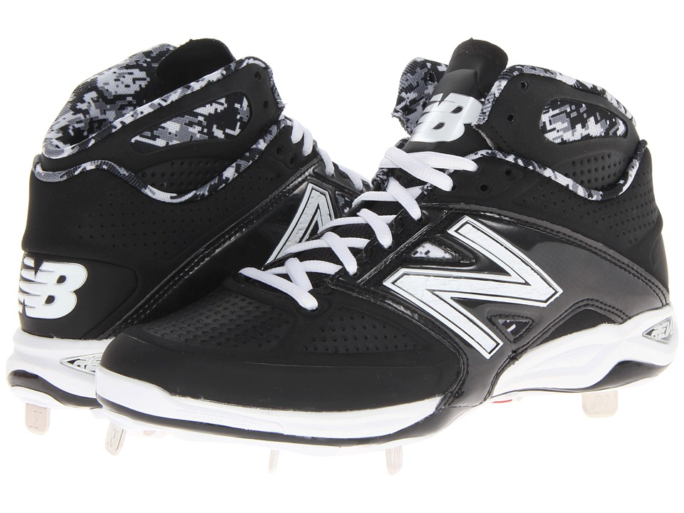 New Balance - 4040v2 Mid (Black) Men's Shoes