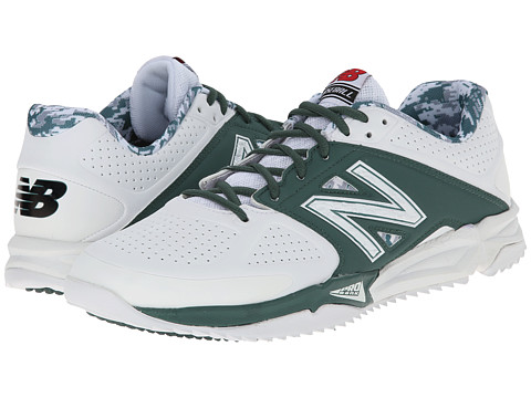 New Balance - 4040v2 Turf Synthetic (Green/White) Men