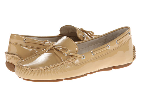 Donald J Pliner - Vola (Nude Patent) Women's Slip on Shoes