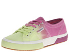 Superga 2750 COTU Shade (Yellow Multi)