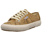 Superga 2750 Shiny Cork (Shiny Cork)