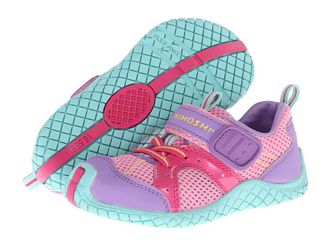 Tsukihoshi Kids - Marina (Toddler/Little Kid) (Lavender/Pink) Girls Shoes