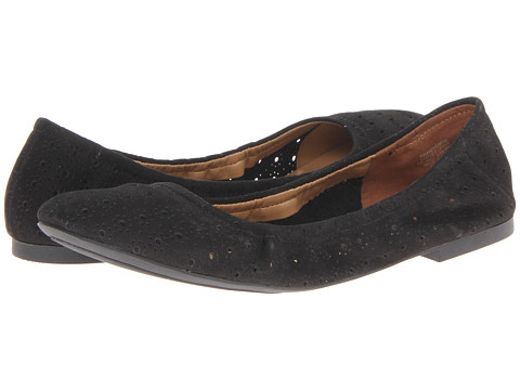 Nine West - Andhearts (Black Nude) Women's Slip on Shoes