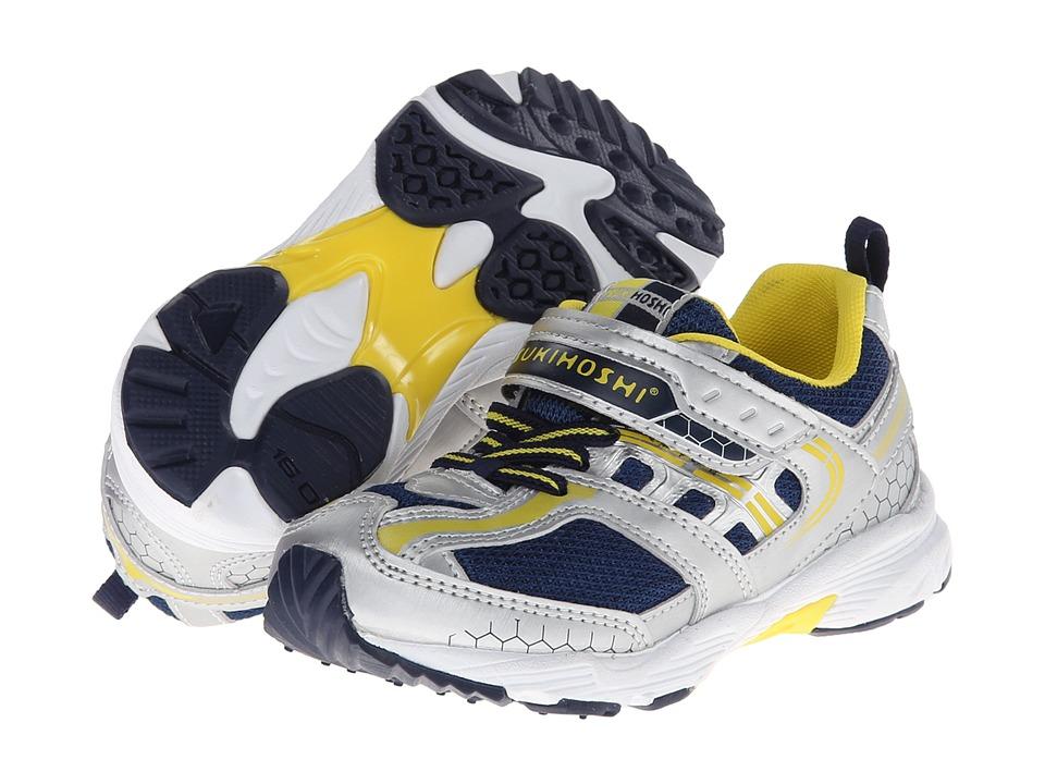 Tsukihoshi Kids Sprint Boys Shoes (Blue)